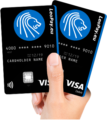 LeoPay Card is a prepaid Mastercard you can use